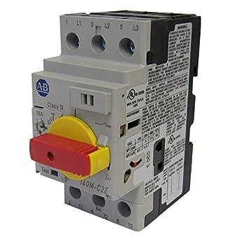 ALLEN BRADLEY 140M-C2E-C10KY - Protector de motor para ...