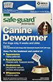 MERCK AH EQUINE D Merck Animal Health Safe Guard Canine Dewormer