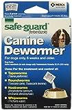 MERCK AH EQUINE D Merck Animal Health Safe Guard Canine Dewormer