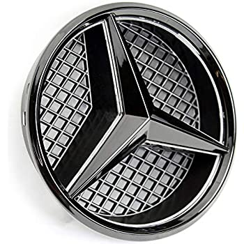 Amazon.com: JetStyle LED Emblem for Mercedes Benz 2011-2018 ...