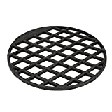 Lokkii CIC1 Cast Iron Cooking Grid for All Perfection Kettle BBQ's - Black