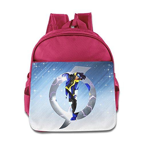 ELF STORY - Static Tv Poster Little Kid Baby Boys Girls Toddler School Backpack (Batman Penguin Girl Costume)