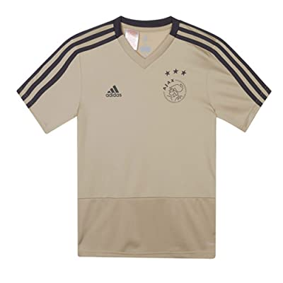 adidas 2018-2019 Ajax Training Shirt (Raw Gold) - Kids