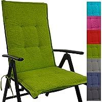 Cojín respaldo para sillas de jardín Tino 118