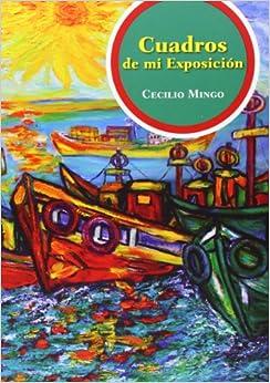 Book CUADROS DE MI EXPOSICION