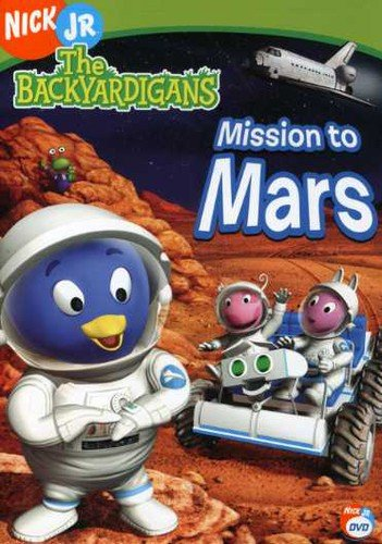 The Backyardigans - Mission to Mars (Mars 4 Jordan)