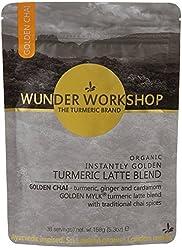 Organic Golden Turmeric Latte (Golden Chai)