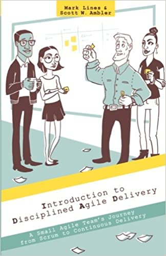 Disciplined Agile Delivery Book Pdf