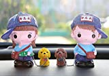 Lucky Cute Couples Car Interior Decorations Car Seat - Best Reviews Guide