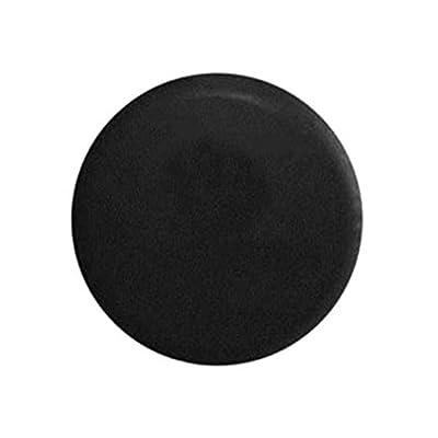 """CAREMO Universal Spare Tire Cover for Jeep, Trailer, RV, SUV, Truck Wheel fit Entire Wheel 26.75""""-29.75"""", Black: Automotive"""