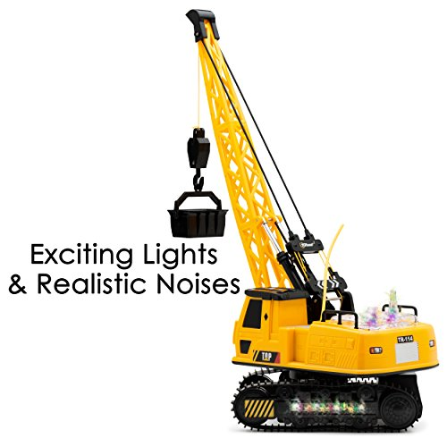 top-race-12-channel-remote-control-crane-battery-powered-radio-control-construction-crane-with-lights-sound-tr-114