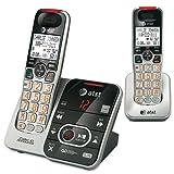 ATandT CRL32202 dect_6.0 2-Handset Landline Telephone, Office Central