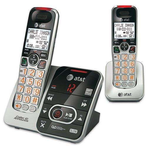 AT&T CRL32202 dect_6.0 2-Handset Landline Telephone