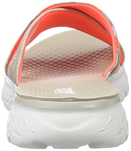 Gris tropical Flip Para 400 On the Skechers flop Mujer Sandalias go ntcl IwvBfqTq