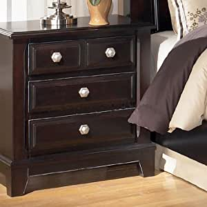 Signature design by ashley ridgley three for Bedroom furniture amazon