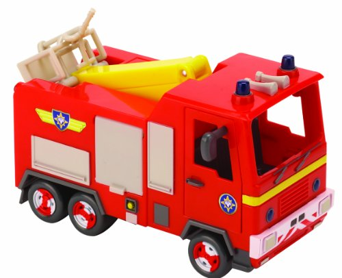 Character Options Fireman Sam Jupiter Vehicle - coolthings.us
