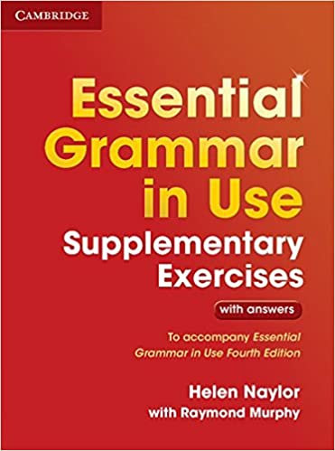 Essential Grammar in Use Supplementary Exercises. Book with ...