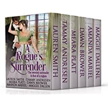 A Rogue's Surrender: Regency Novellas