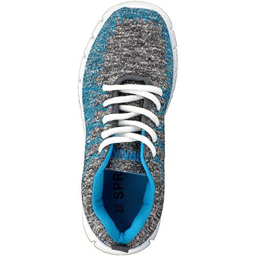 brandsseller brandsseller Women's Women's brandsseller Trainers Women's Women's Trainers Blue brandsseller Blue Blue Trainers qfF0tggz