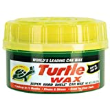 liquid car polish - Turtle Wax T-223 Super Hard Shell Paste Wax - 9.5 oz.