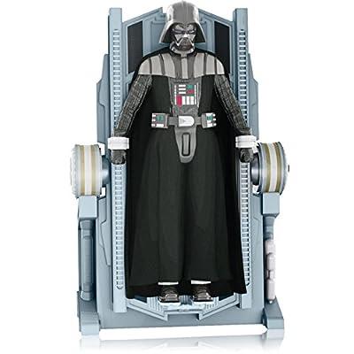 Hallmark Star Wars Magic Ornament 2014 The Rise of Lord Vader - #QXI2633