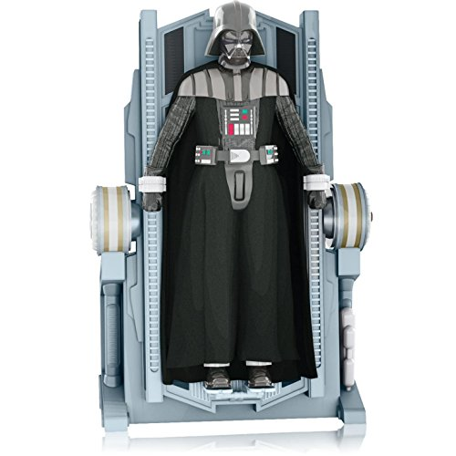 Hallmark Star Wars Magic Ornament 2014 The Rise of Lord Vader - #QXI2633