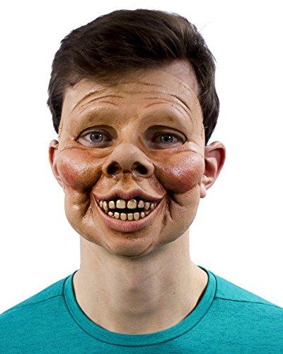 Zagone Studios Lady Die Female or Alfie Male Character Mask w/Elastic Strap by Zagone Studios (Image #3)