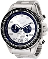 Vestal Men's ZR3015 ZR-3 Brushed Silver Chronograph Watch by Vestal