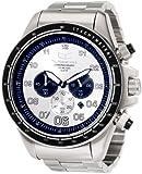 Vestal Men's ZR3015 ZR-3 Brushed Silver Chronograph Watch