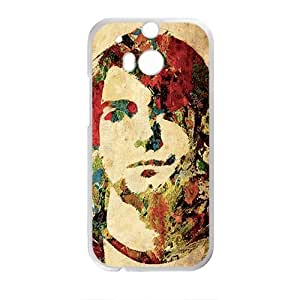 Happy Man Paiting Hot Seller Stylish Hard Case For HTC One M8