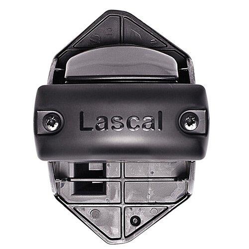 Lascal KiddyGuard Bannister Installation Kit for Locking Strip, Black