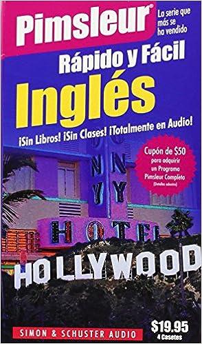 Rapido Y Facil Ingles Quick Simple English For Spanish