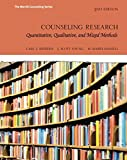 img - for Counseling Research: Quantitative, Qualitative, and Mixed Methods with MyEducationLab with Pearson eText -- Access Card Package (2nd Edition) (What's New in Counseling) book / textbook / text book