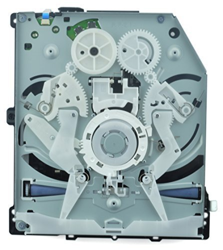 Genuine Sony PS4 Blu-ray DVD Drive Replacement with BDP-020 BDP-025 Circuit Board KES-490A KEM-490AAA Laser for CUH-1001A CUH-1115A CUH-10XXA CUH-11XXA Sony PlayStation 4 models with Opening T8 Tool by Generic