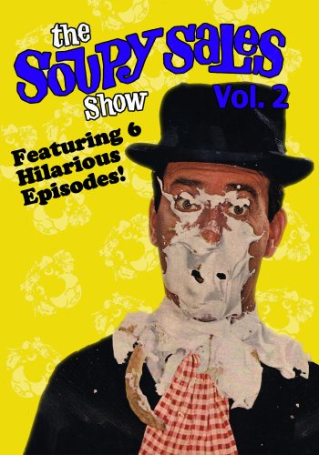 The Soupy Sales Show -  Volume 2 (Amazon.com Exclusive)