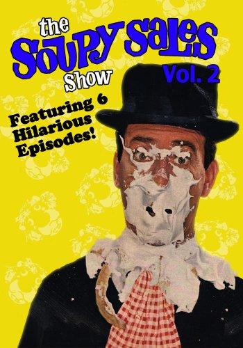 The Soupy Sales Show -  Volume 2 (Amazon.com Exclusive)