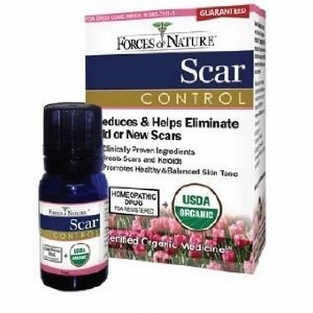 Forces of Nature Organic Scar Control 11 ml Liquid