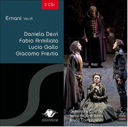 Ernani (Complete) (Conductor Patio De)