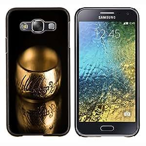 Stuss Case / Funda Carcasa protectora - Enfriar Anillo Grabado - Samsung Galaxy E5 E500