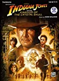 Indiana Jones and the Kingdom of the Crystal Skull Instrumental Solos: Trombone, Book & CD (Pop Instrumental Solo Series)