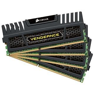 Corsair Vengeance 32GB (4x8GB) DDR3 1600 MHZ (PC3 12800) Desktop Memory 1.5V (B0086THGI6) | Amazon price tracker / tracking, Amazon price history charts, Amazon price watches, Amazon price drop alerts