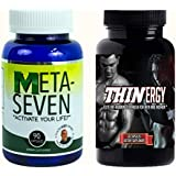 Extreme Weight Loss Pack - Meta-Seven (90 Day) and THINERGY (60 Day)