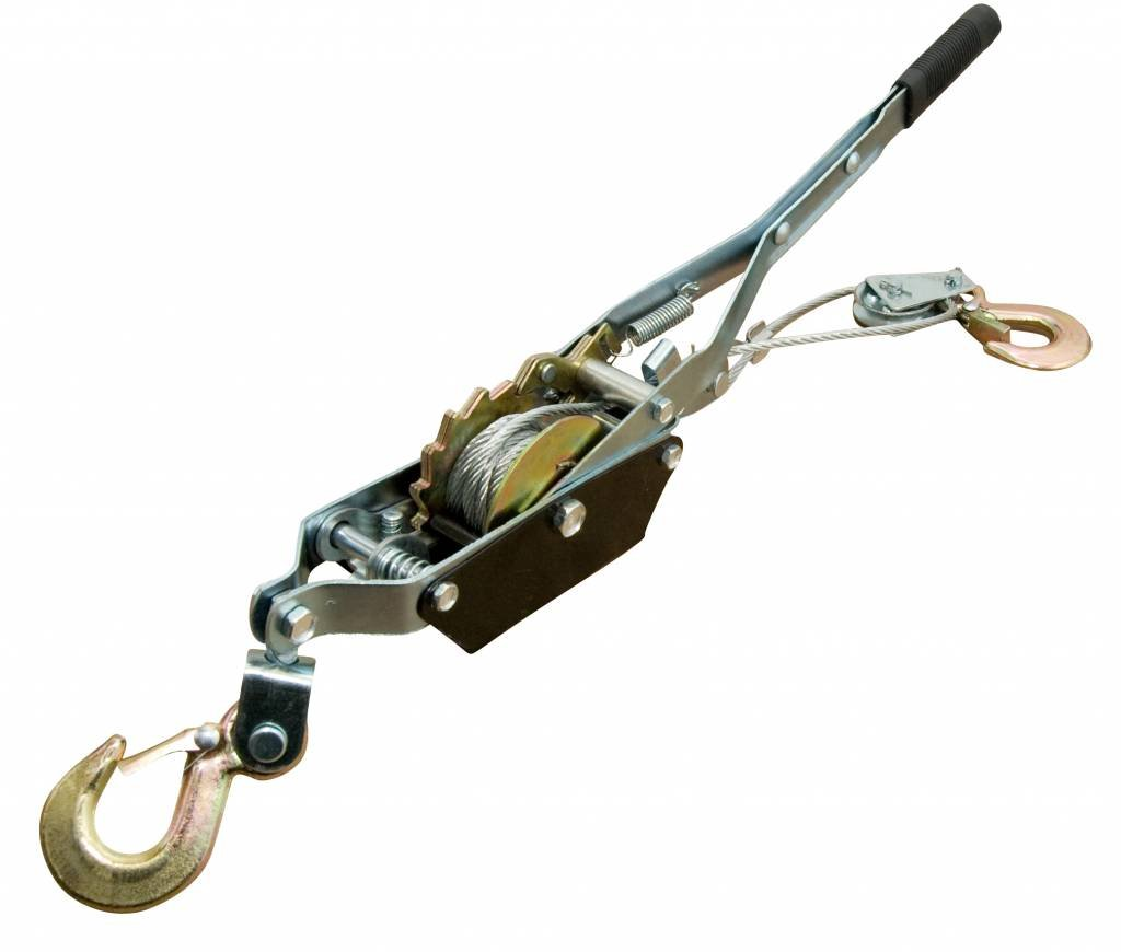 Handwinde Seilwinde Handpulle Seilzug Seilzugspanner 4T RP