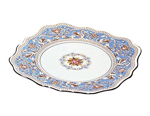 - Wedgwood Florentine Square Dessert Plate, 8