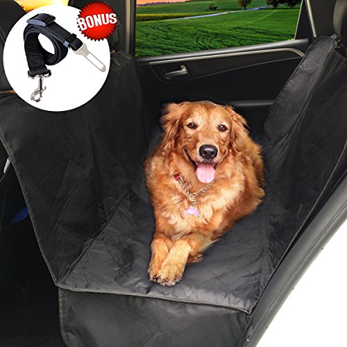 pet car seat cover for dogs upsimples back seat bench cover
