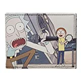 Rick and Morty Get Schwifty Bi-Fold Wallet