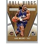 fa99ca526 2018-19 Donruss Hall Kings Basketball Insert  4 Karl Malone Utah Jazz  Official.