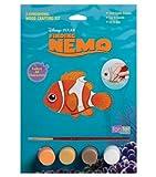 : Disney Wood Crafting 3-D Paint Kits-Nemo