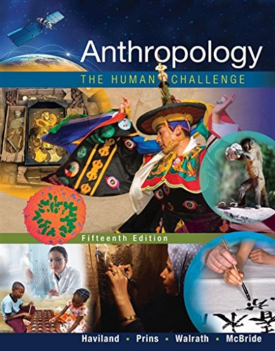 1305583698 - Anthropology: The Human Challenge
