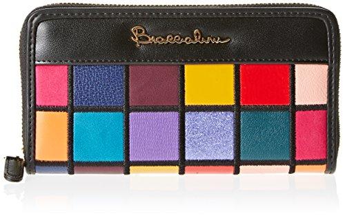 Braccialini B11805_126, Portafoglio Donna, Multicolore (Multi), 2.5 x 11 x 18.5 cm (W x H x L)